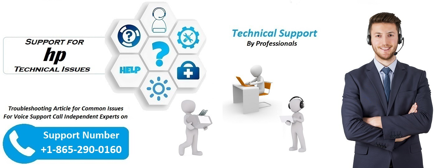 HP Support Number +1-865-290-0160 -MCHelper